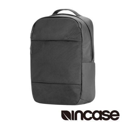 Incase City Compact Backpack with 1680D 16吋 單層筆電後背包-黑
