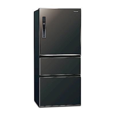 Panasonic國際牌 500L 1級變頻3門電冰箱 NR-C500HV 鋼板面板
