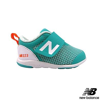 New Balance 童鞋_IO223AQA_兒童_淺綠