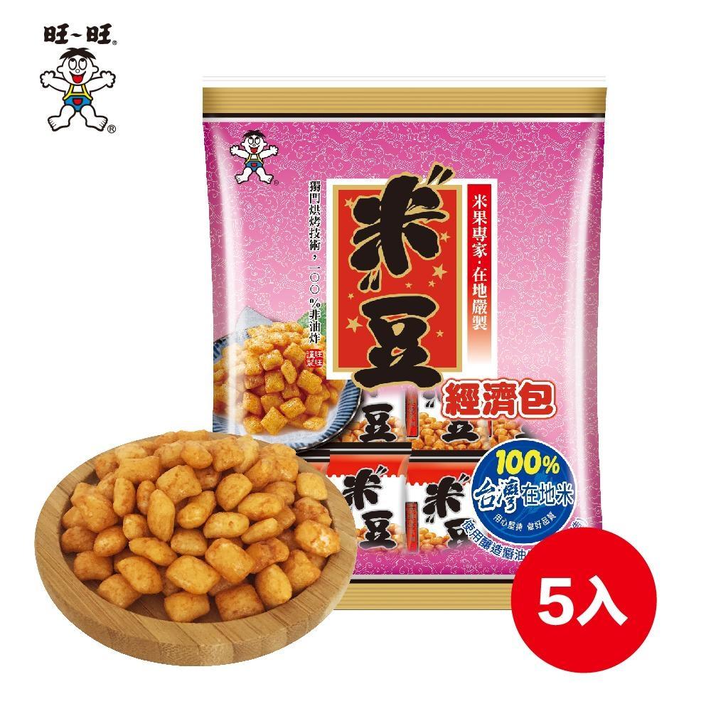 旺旺 米豆米果(一箱入) 350g x 5包
