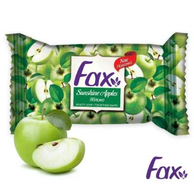 土耳其FAX 蘋果潤膚保濕香皂75g