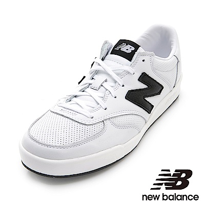 New Balance 復古鞋 中性 白 CRT300LC