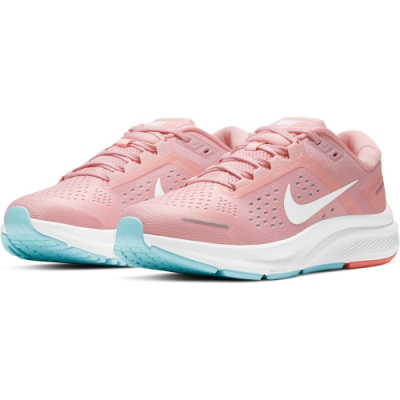 NIKE 慢跑鞋 運動鞋 訓練 健身 女鞋 粉 CZ6721601 W AIR ZOOM STRUCTURE 23