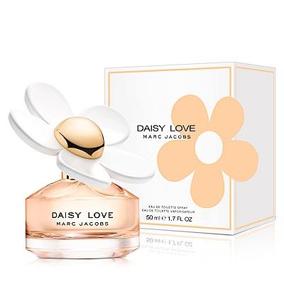 Marc Jacobs 親愛雛菊女性淡香水50ml-送品牌小香