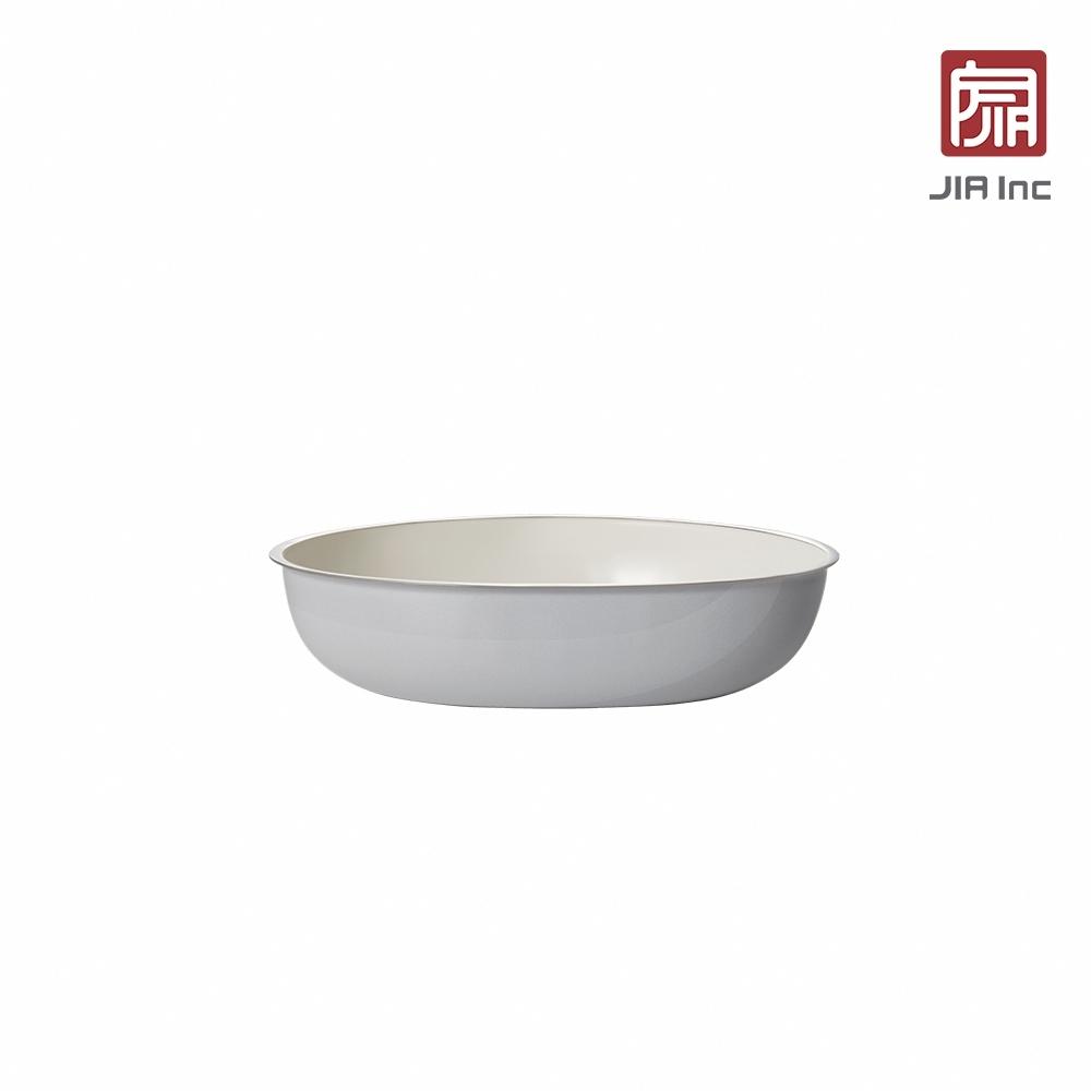 JIA Inc. 品家家品 虹彩鋼賞味享食盤 (灰/咖啡 2色任選)