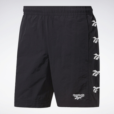 【時時樂限定】Reebok男款經典短褲任選均一價