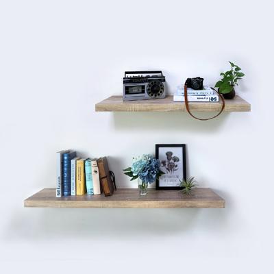 現代美學置物層板附托架-兩片裝 (90公分寬+120公分寬)-DIY組合產品