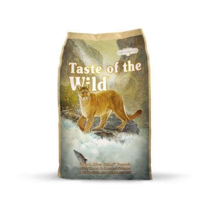 美國Taste of the Wild海陸饗宴-峽谷河鱒魚燻鮭魚(愛貓專用無榖野味) 6.6kg(14.55LBS)