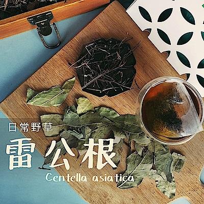日常野草 青春活力 雷公根青草茶(5gx10包/盒)