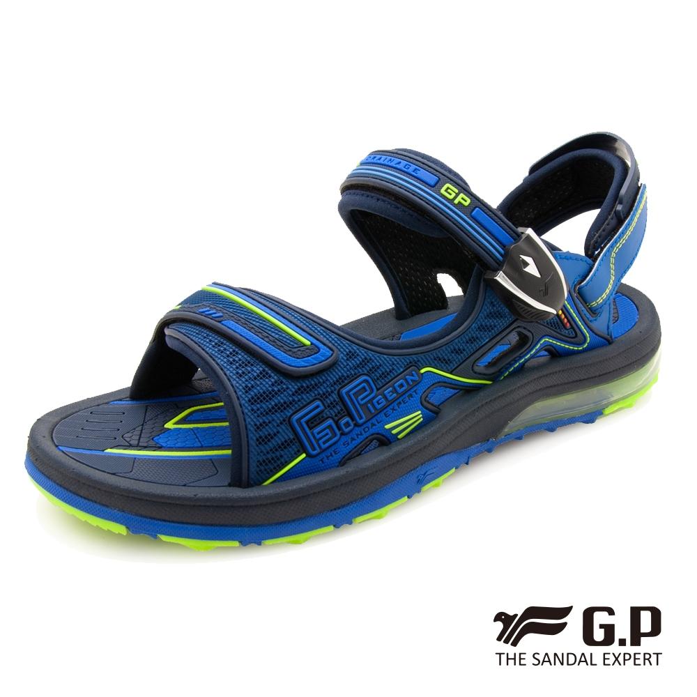 G.P 超緩震氣墊涼鞋 G9272M GP 涼鞋 拖鞋 一鞋兩穿 機能涼鞋 氣墊涼鞋 阿亮代言