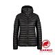 【Mammut 長毛象】Albula IN Hooded Jacket 防潑水連帽羽絨外套 黑色 女款 #1013-01790 product thumbnail 1
