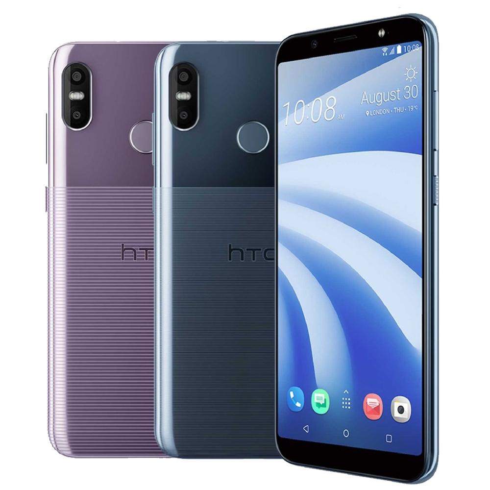 【福利品】HTC U12 life (4G/64G) 6吋雙主鏡頭全屏機