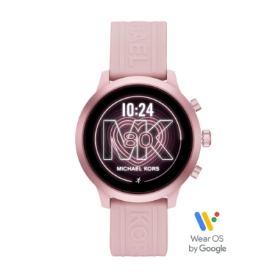 Michael Kors Access MKGO智能手錶套裝組-粉(MKT5070)