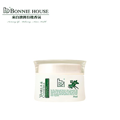 Bonnie House 香子蘭洋甘菊舒緩低敏滋養霜30ml