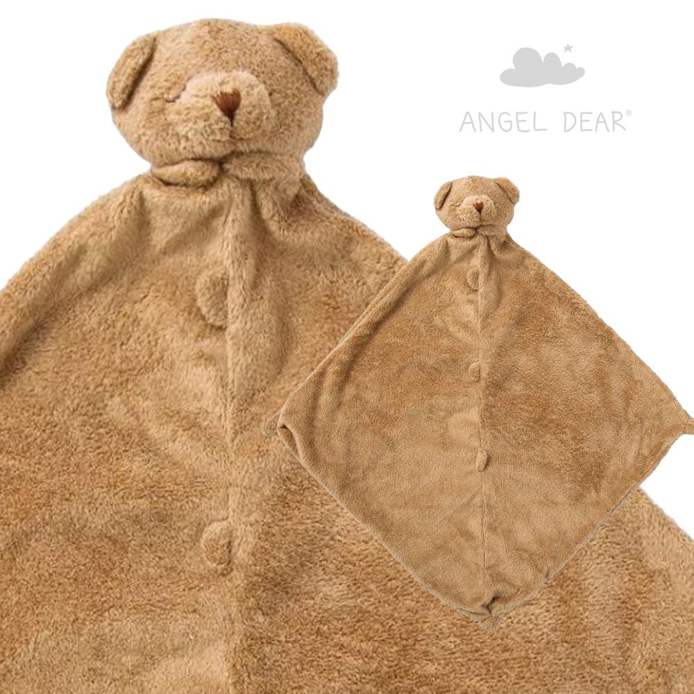 美國 Angel Dear 動物嬰兒安撫巾禮盒版 (小熊系列)