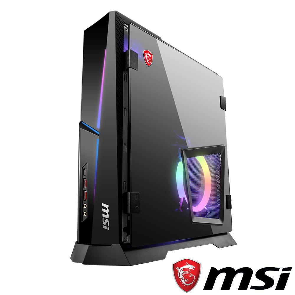 MSI微星 Trident X-032 輕巧電競電腦(i7-9700K/RTX 2070)