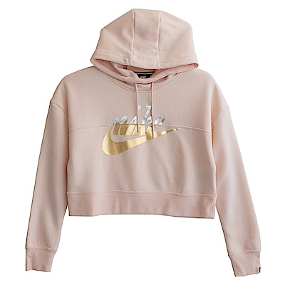 Nike AS W NSW-連帽長袖上衣-女