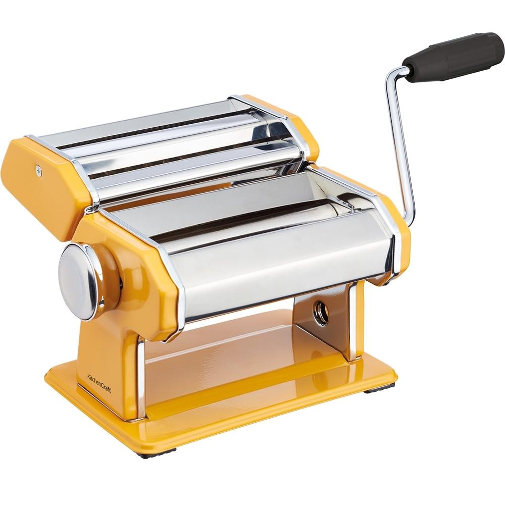 《KitchenCraft》Pasta製麵機(橘)