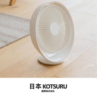 【日本KOTSURU】日系寧夏無線輕風扇