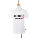 MOSCHINO UNDERBEAR T-SHIRT 玩具熊女款T恤 (白色)
