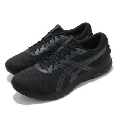 Asics 慢跑鞋 Gel-Excite 7 Twist 男鞋 亞瑟士 入門款 輕量 避震 緩衝 亞瑟膠 黑 1011A658001