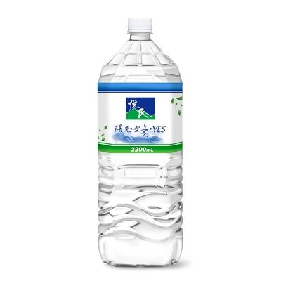 悅氏 天然水(2200mlx8入)