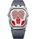 瑞士丹瑪DAUMIER正義聯盟DEVIA系列限量腕錶-鋼骨