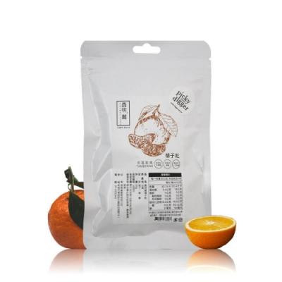 picky digger嚴選 農明麗無添加系列-橘子果乾 60g X10入/低溫烘烤