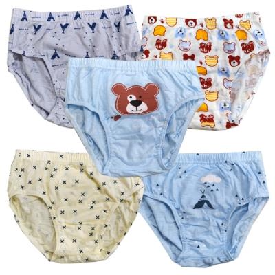 BabyPark 韓國純棉兒童內褲-可愛泰迪