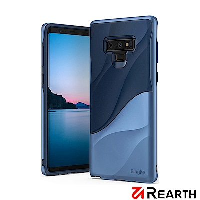 Rearth 三星 Galaxy Note 9 (Wave) 波浪保護殼