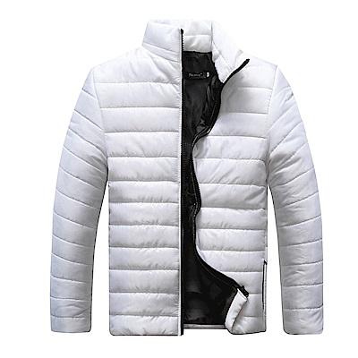 BuyGlasses 素面輕薄鋪棉長袖外套