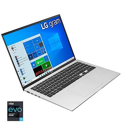 【LG 樂金】Gram Z90P 16吋筆電-銀色(i5-1135G7/16G/512G NVMe/WIN10/16Z90P-G.AA56C2)