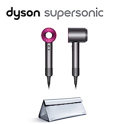 [免費禮物包裝] Dyson Supersonic 吹風機 HD01 (桃紅)銀粕收納袋款