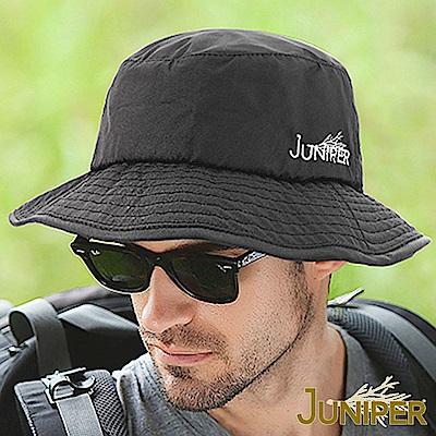 [時時樂限定]JUNIPER 抗UV防潑水可收納防曬遮陽漁夫帽