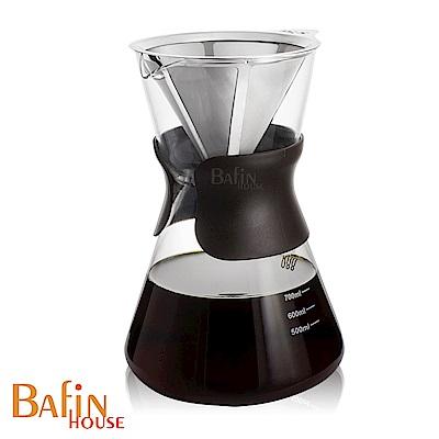 Bafin House syg 不鏽鋼濾網 咖啡手沖壺
