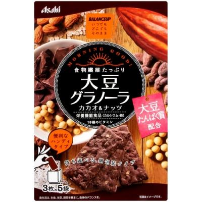 Asahi 堅果巧克力風味大豆燕麥餅(150g)