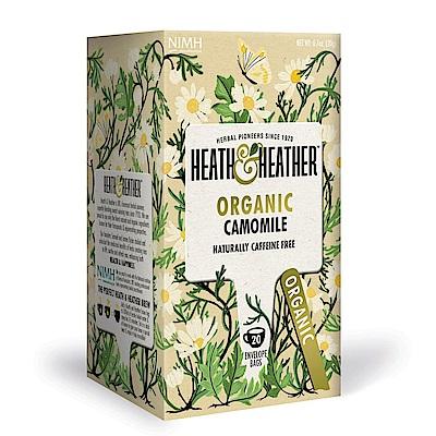 Heath & Heather 有機洋甘菊茶(20入/盒)