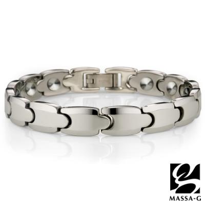 DECO X MASSA-G【純銀工藝】頂級鎢鋼手環