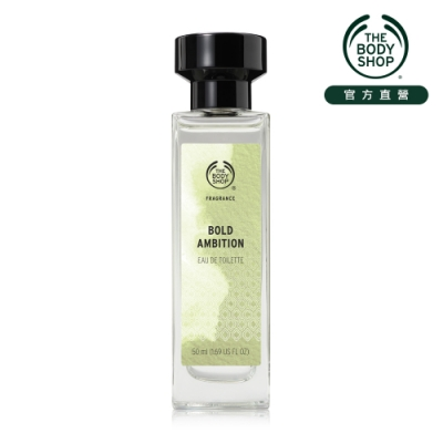 The Body Shop Bold Ambition 琥珀雪松 香水-50ML