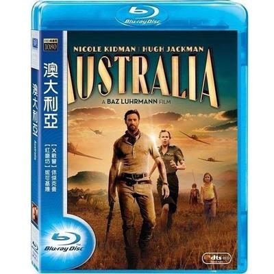 澳大利亞 Australia  藍光 BD
