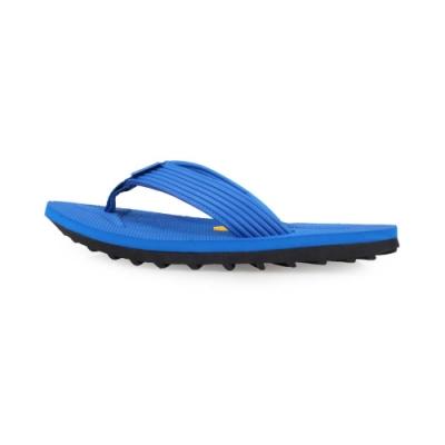 DIADORA 男 運動拖鞋 藍