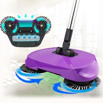 升級免電拖地除塵掃地機