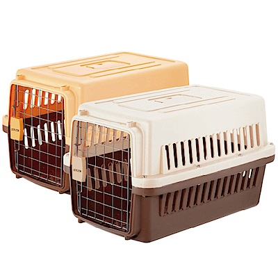doter-寵愛物語 中小型犬貓專用 運輸籠/提籠 RU20(二色可選)