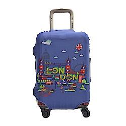 行李箱防護套-倫敦-L ODS17B02LLD