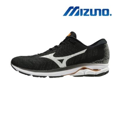 MIZUNO 美津濃 WAVE RIDER WAVEKNIT 3 男慢跑鞋 J1GC192901