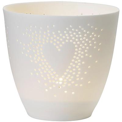 《RADER》白瓷杯型燭台(愛綻放)