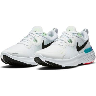 NIKE 運動鞋 緩震 慢跑 訓練 女鞋 白 CW1778102 WMNS NIKE REACT MILER