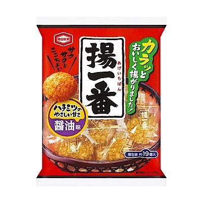 龜田製果 揚一番醬油味米果(138g)