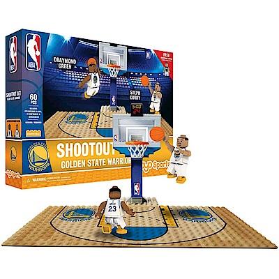OYO Sports NBA 半場籃框組合 勇士隊