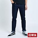 EDWIN JERSEYS 迦績 EJ2 超彈低腰窄管牛仔褲-男-原藍色